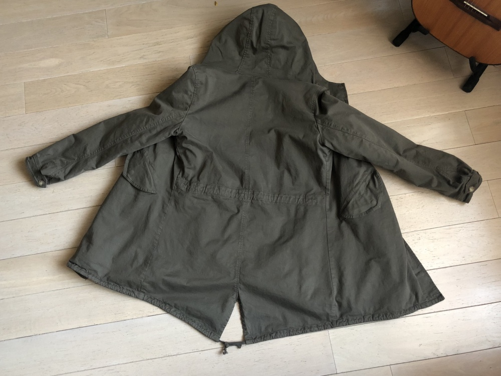 Куртка парка Istint Anonyme, L