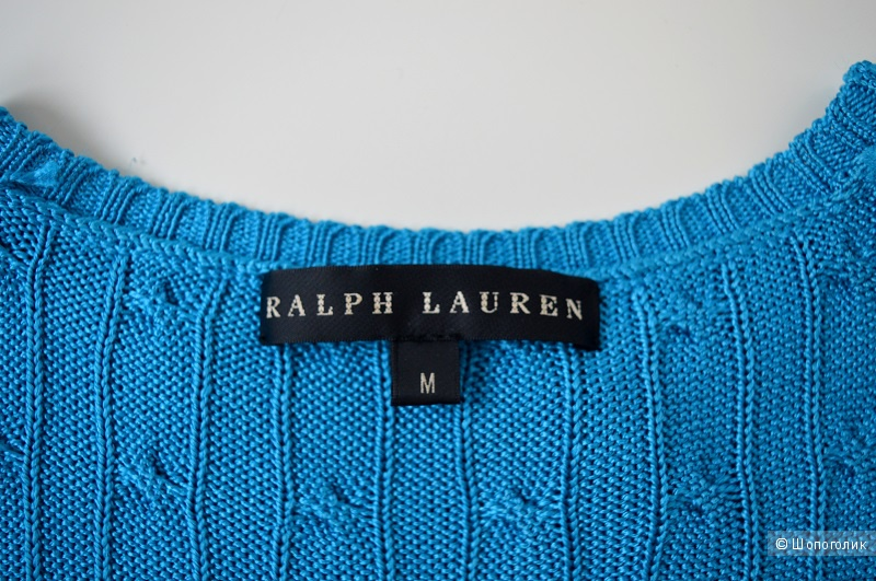 Джемпер, RALPH LAUREN Black Label  , размер М.