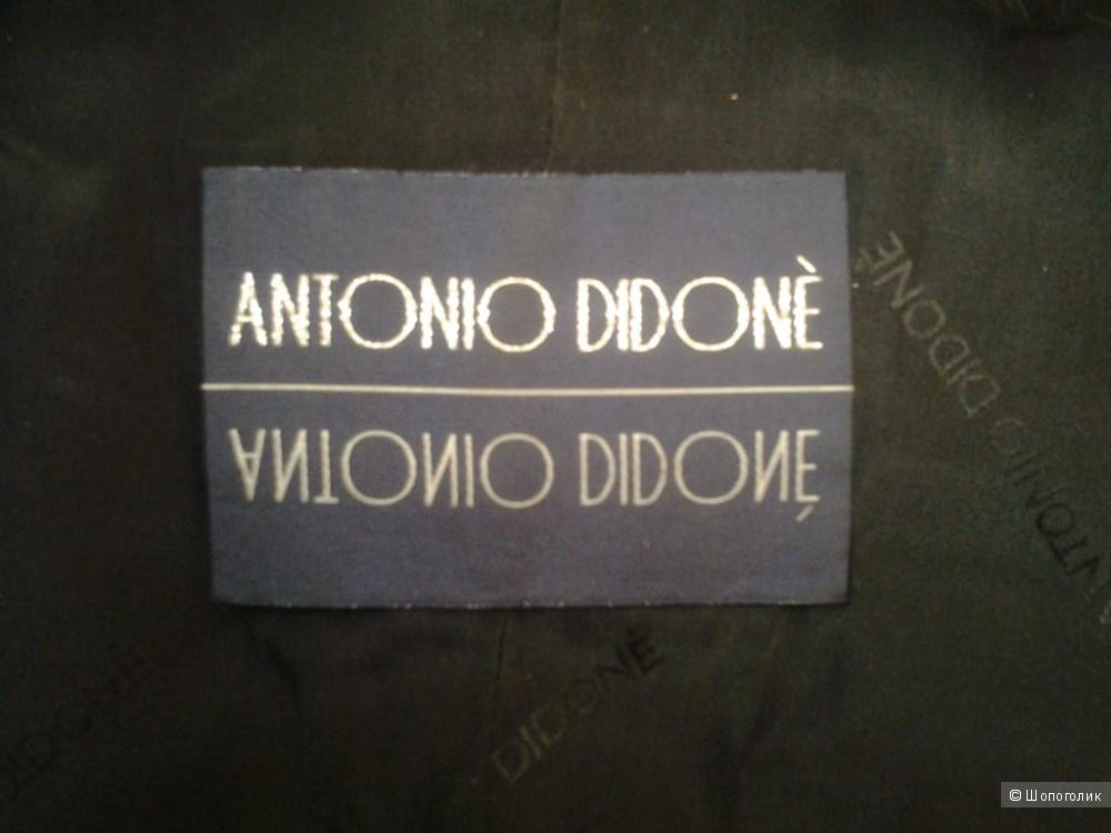 Шуба автоледи чернобурка от ANTONIO DIDONE IT размер 44
