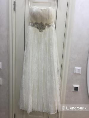 Свадебное платье Lauren, размер 42