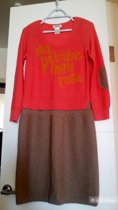 "Платье ""Sonia Rykiel"", р-р 44-46."