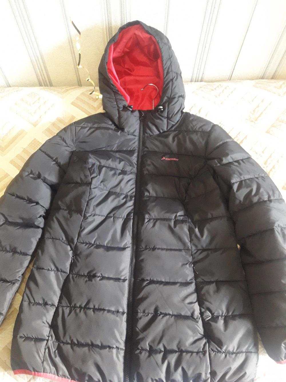 Куртка DEMIX 50 размер