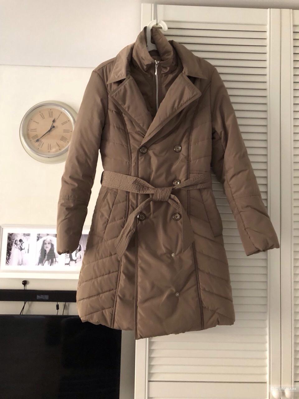 Утеплённое пальто  F5, размер М