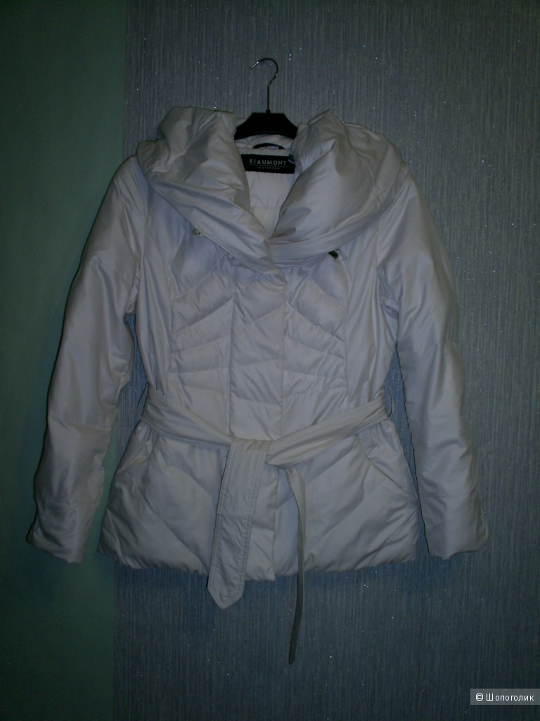 Куртка-пуховик от Beaumont р 44 русс.