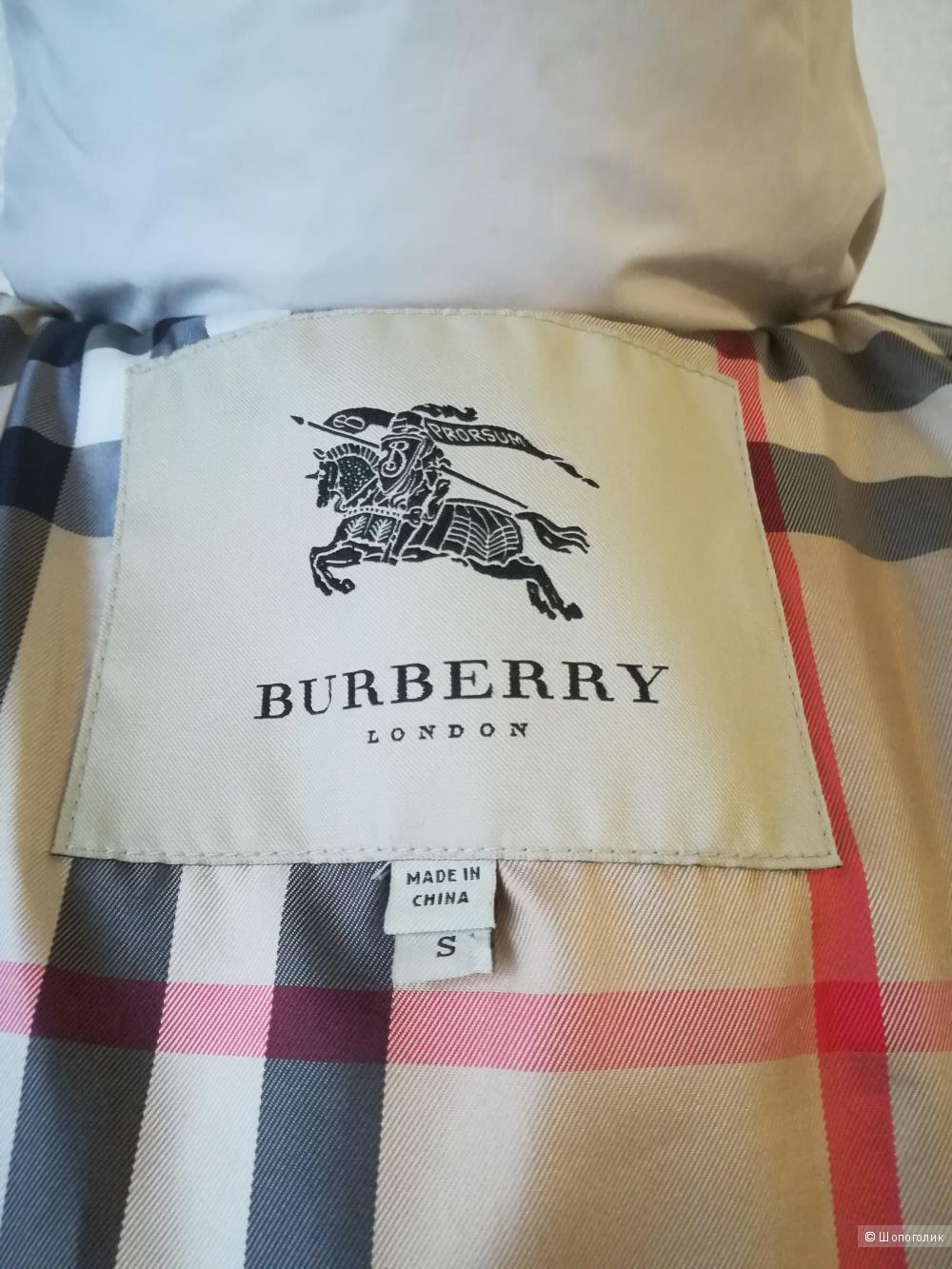 Пуховик Burberry,размер М