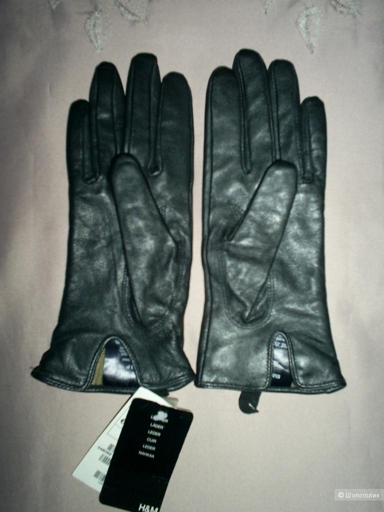 Перчатки от H&M p.S.