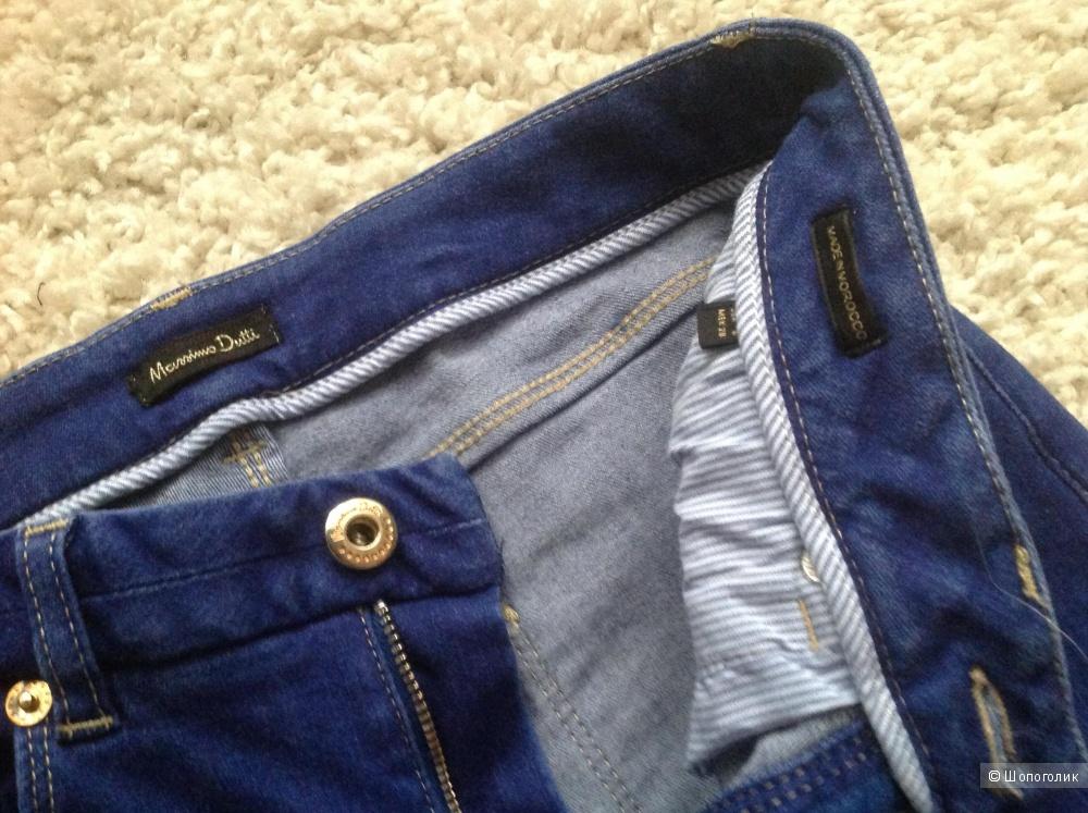 Джинсы skinny fit Massimo Dutti размер 38