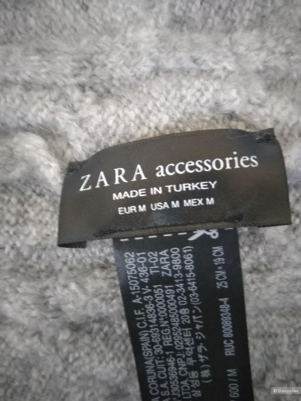 "Сет:шапка""Zara"" размер 55-57,снуд ""O*Stin"" размер 60*33"
