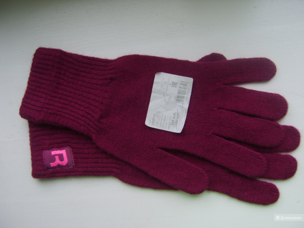 Перчатки Reebok размер S
