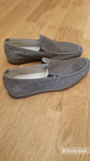 Туфли (мокасины) Fabi 43 р-р