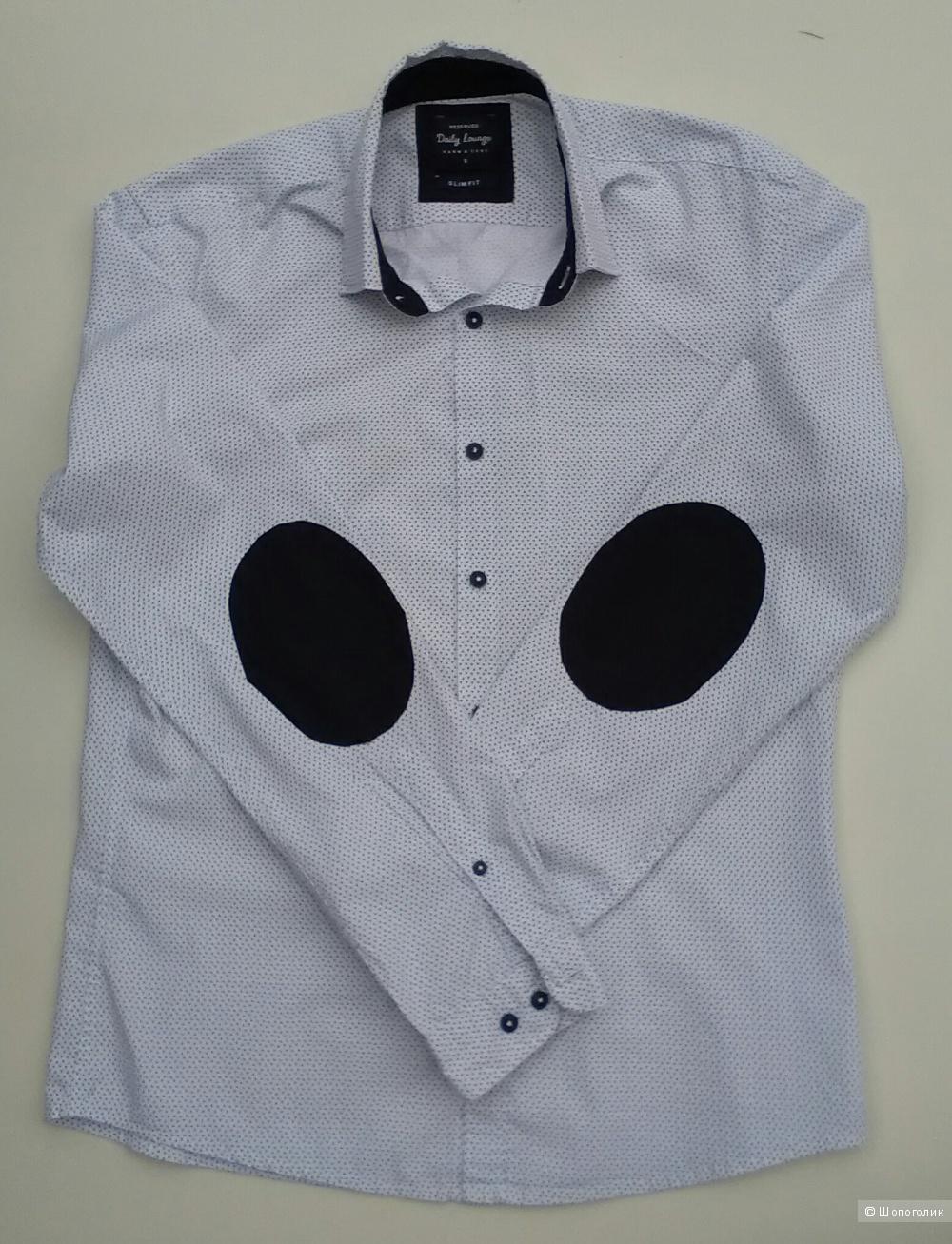Рубашка мужская Reserved  размер S