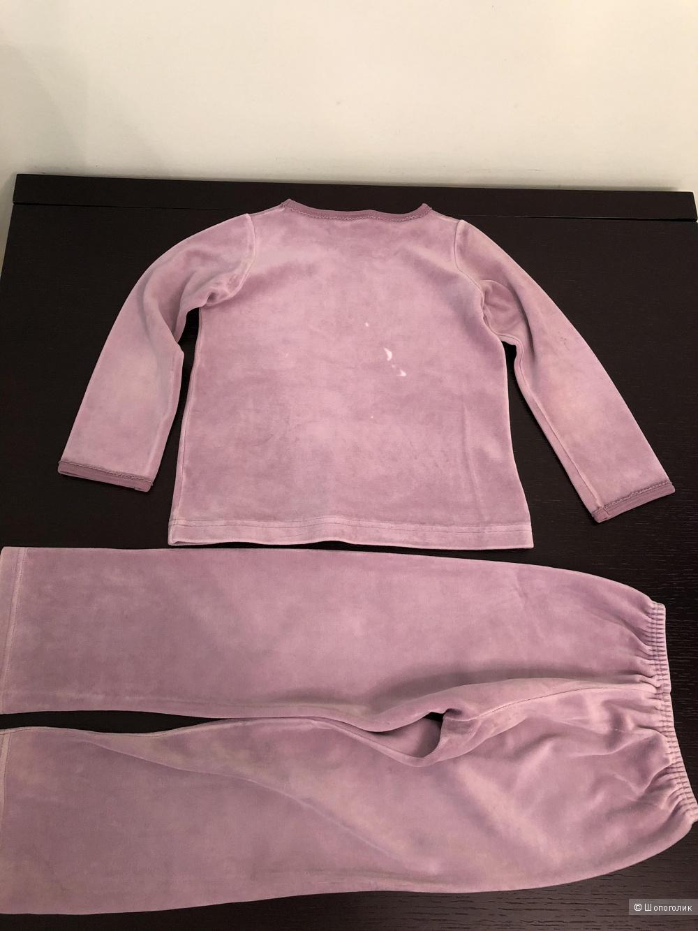 Домашний костюм Petit Bateau 108см