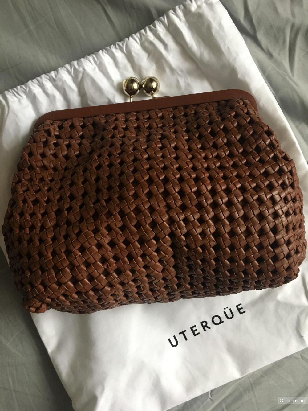 Сумка Uterque 30*25 см