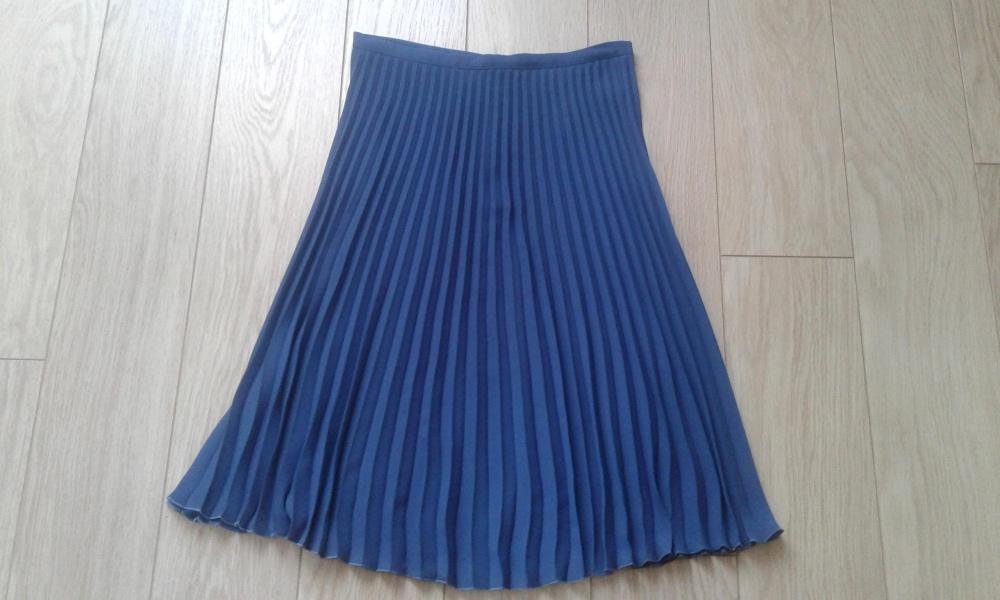 Плиссированная юбка MaxMara, размер IT40
