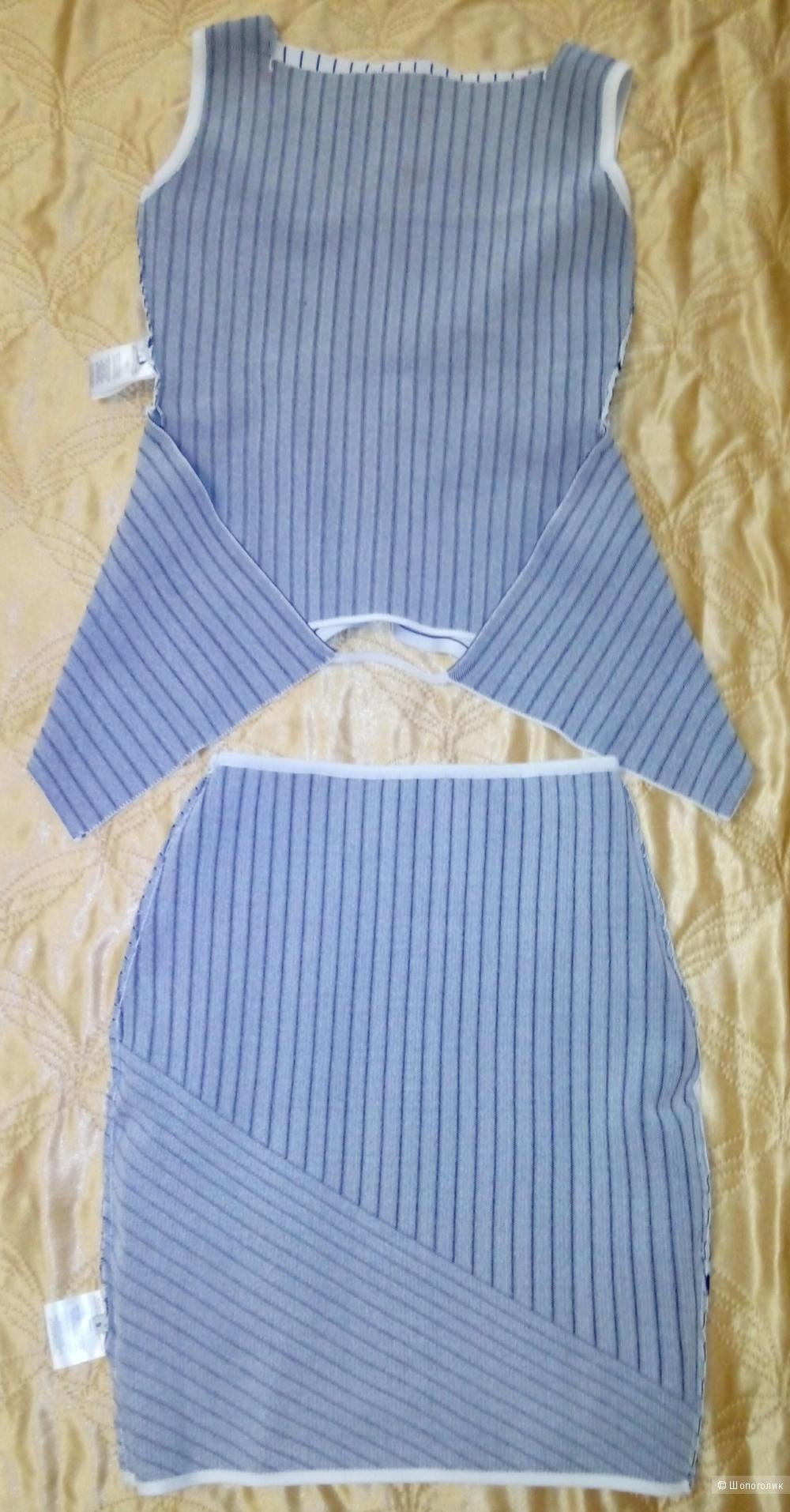 Костюм (топ и юбка) 3.1 PhilippLim 44 размер
