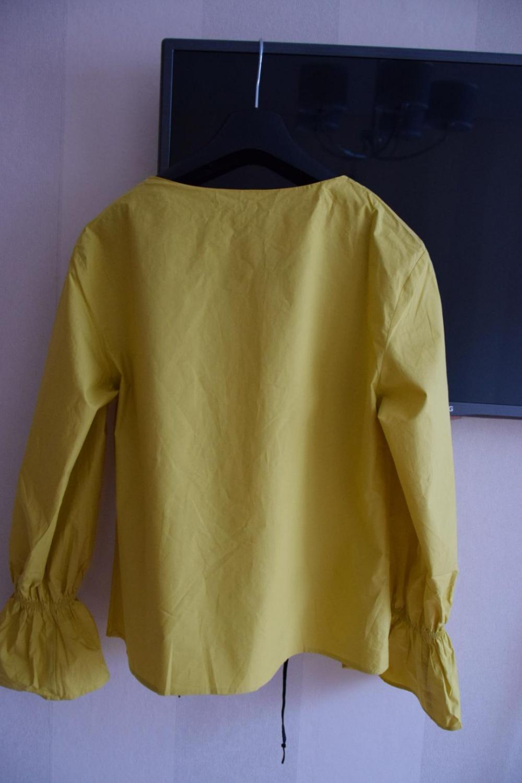 Хлопковая блузка Mango, S