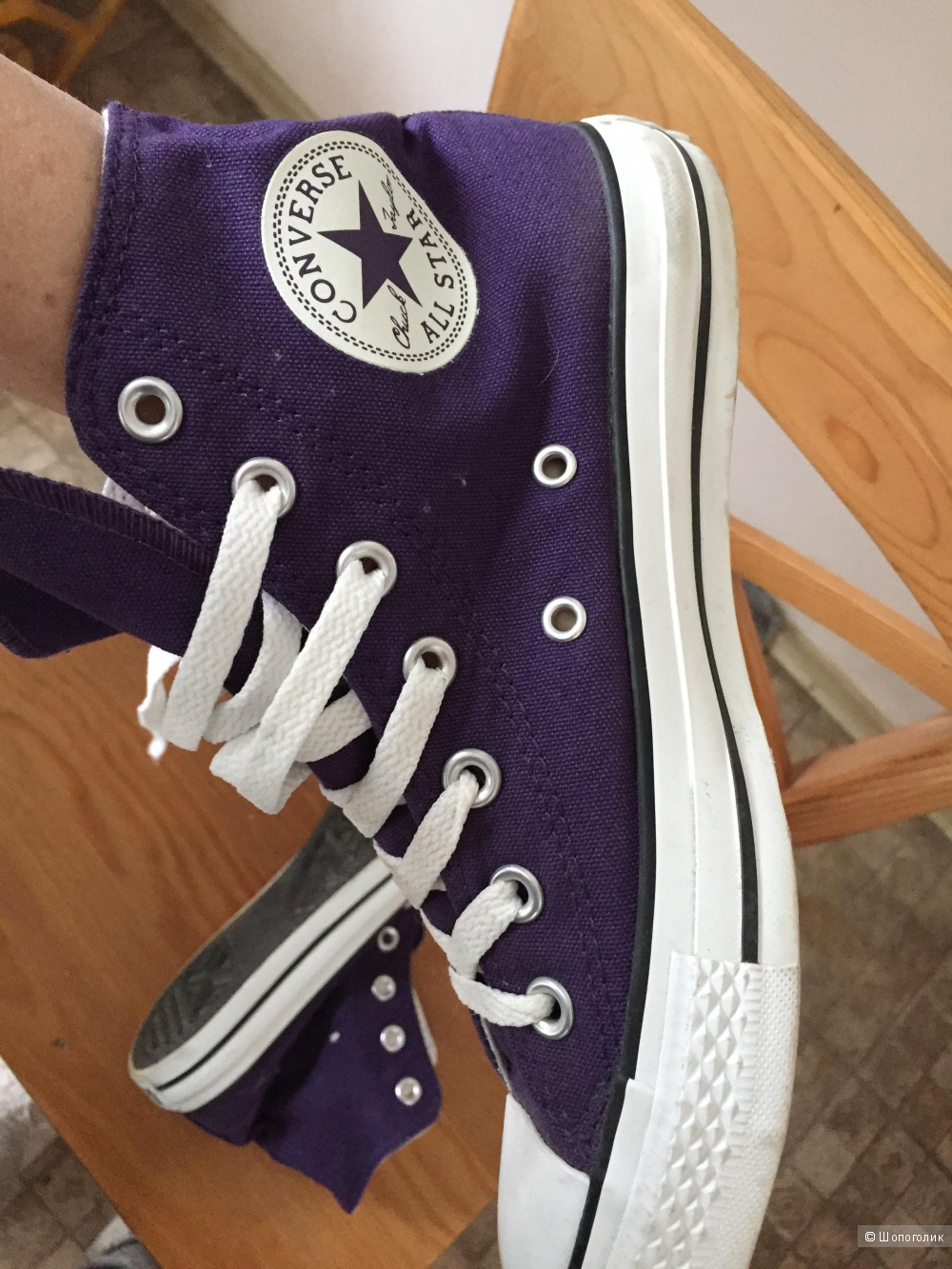 Кеды Converse All Star 38EU на 38-38,5-39