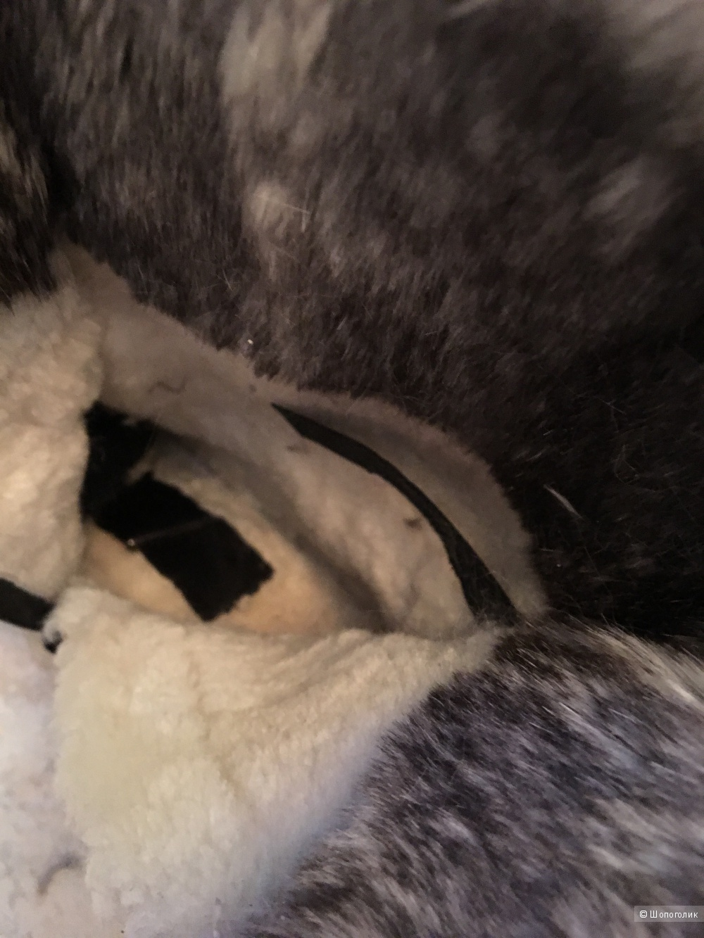 Полусапожки на меху Arcus, маркировка 36