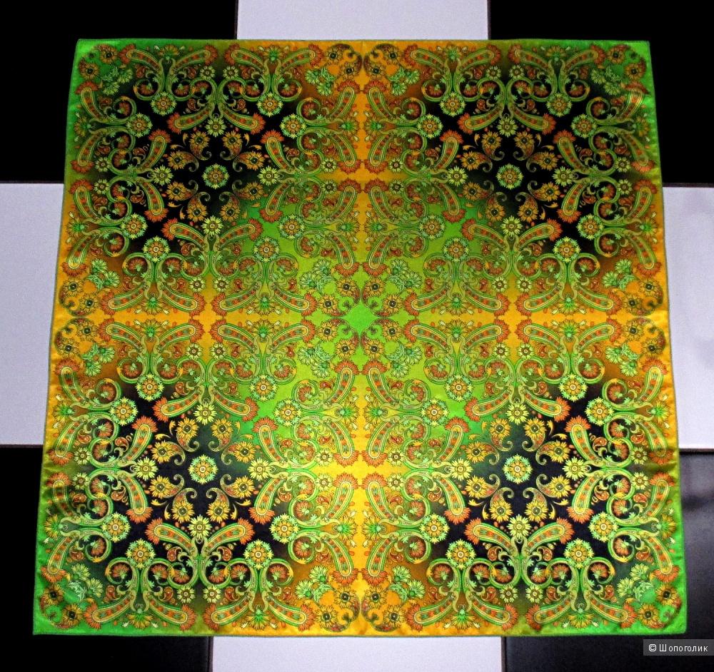 Платок пейсли no name, 68х68 см