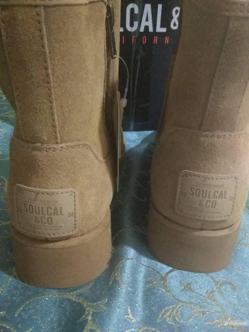 Ботинки Soulcal&CO, 38