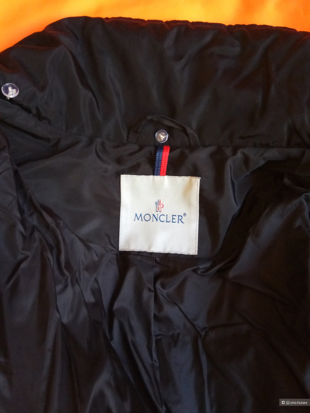 Пуховик Moncler,L,M
