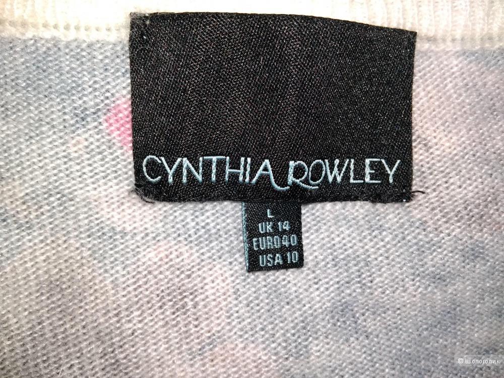 Кофта CYNTHIA ROWLEY  размер L