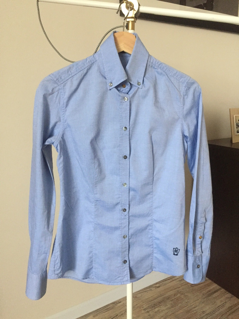 Рубашка Massimo Dutti (S, EUR 36)