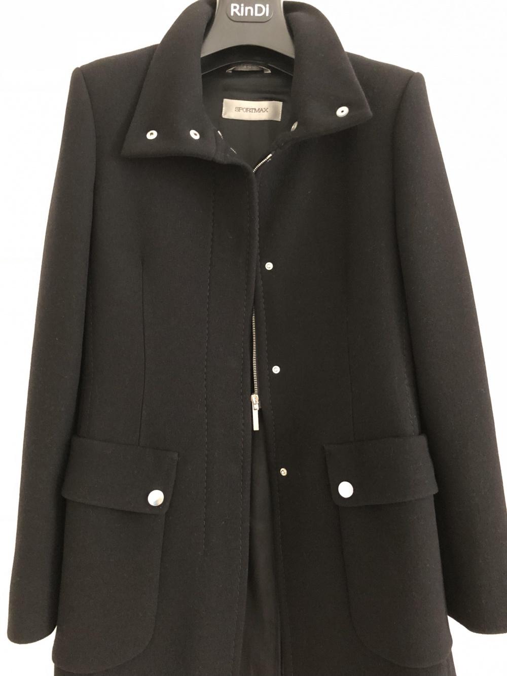 Шерстяное пальто Sportmax Max Mara 40-42