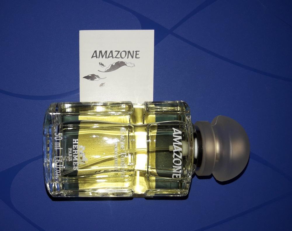 Туалетная вода Amazone от Hermes 47/50 мл (старая версия)