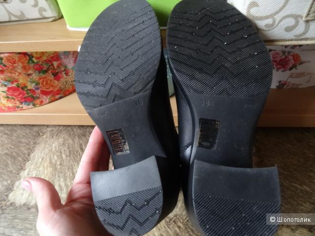 Ботинки  velvet, размер 38