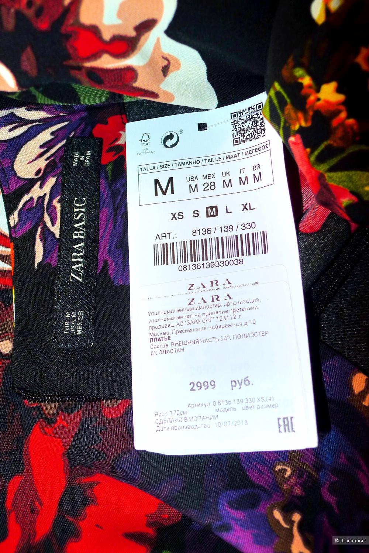 Платье ZARA BASIC размер М S