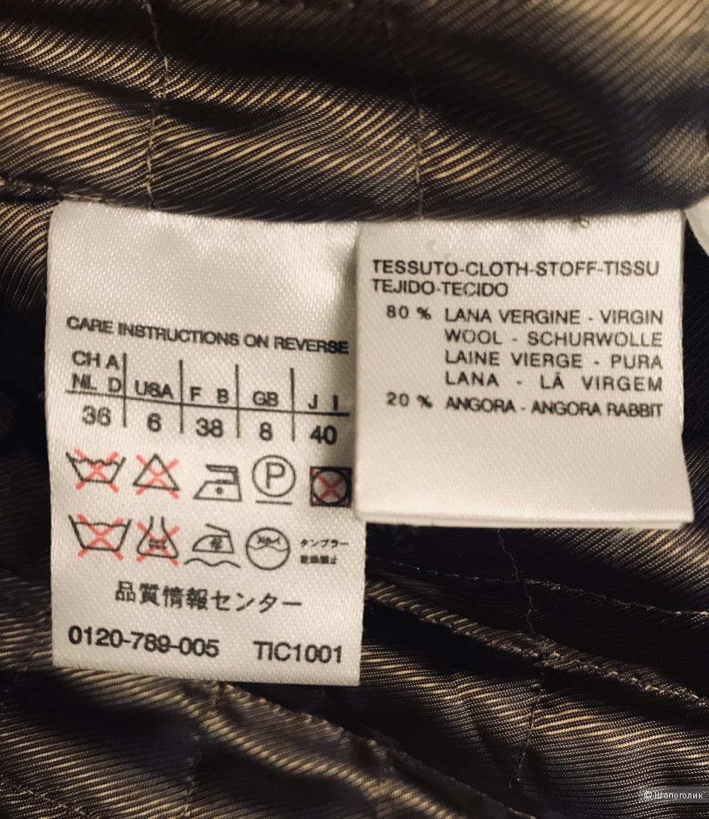 Пальто зимнее MaxMara 44 - 46 ( US 6)