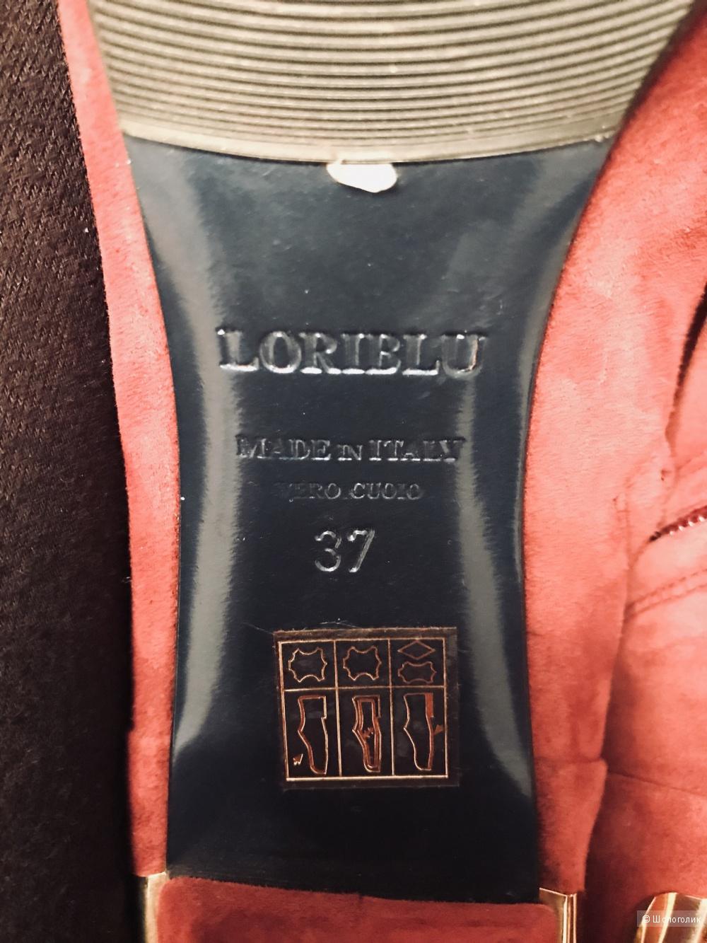 Сапоги зимние Loriblu 37