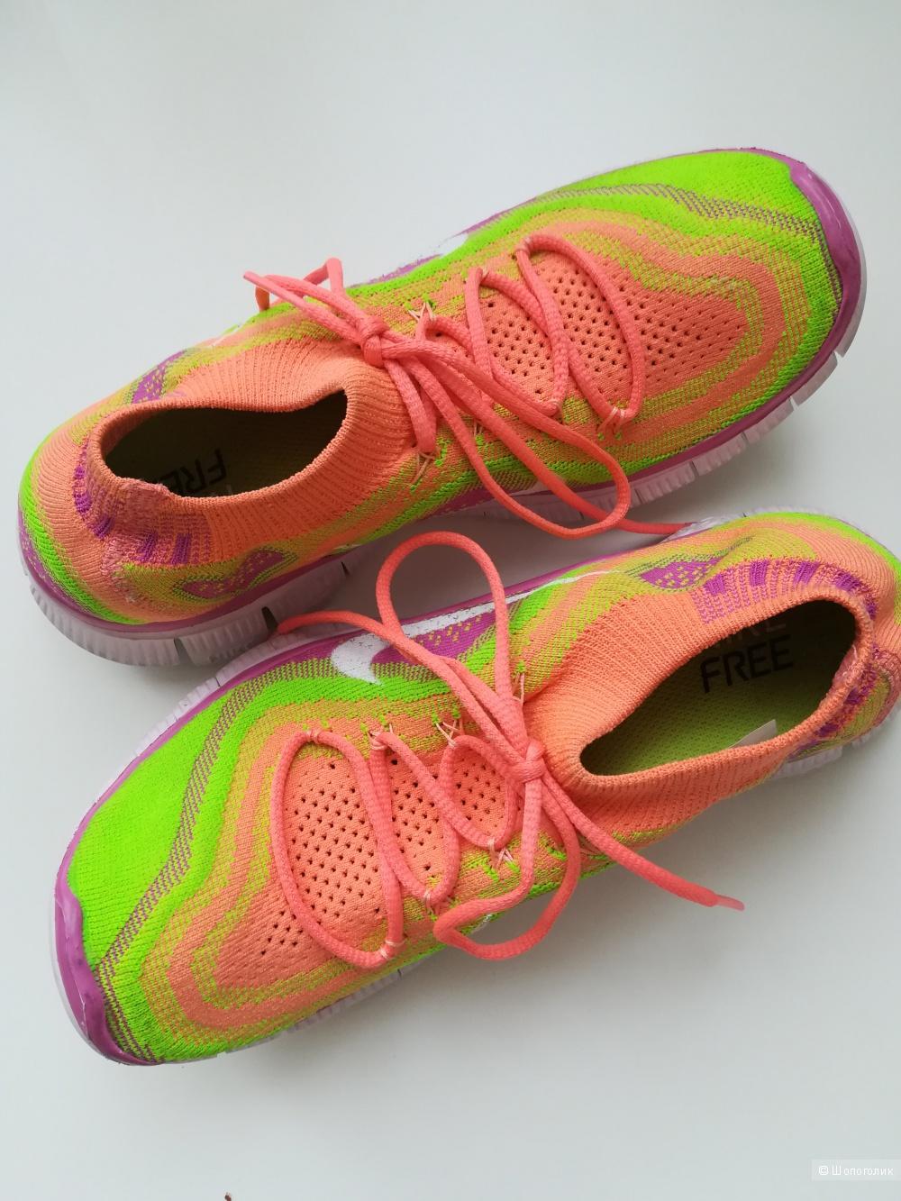 Кроссовки Nike free,размер 39 евр