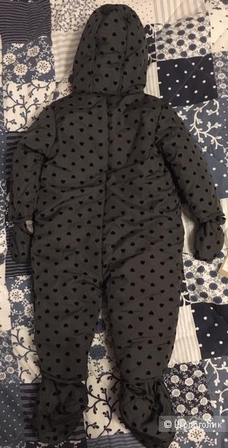 Комбинезон осенне-зимний Mothercare, размер 80