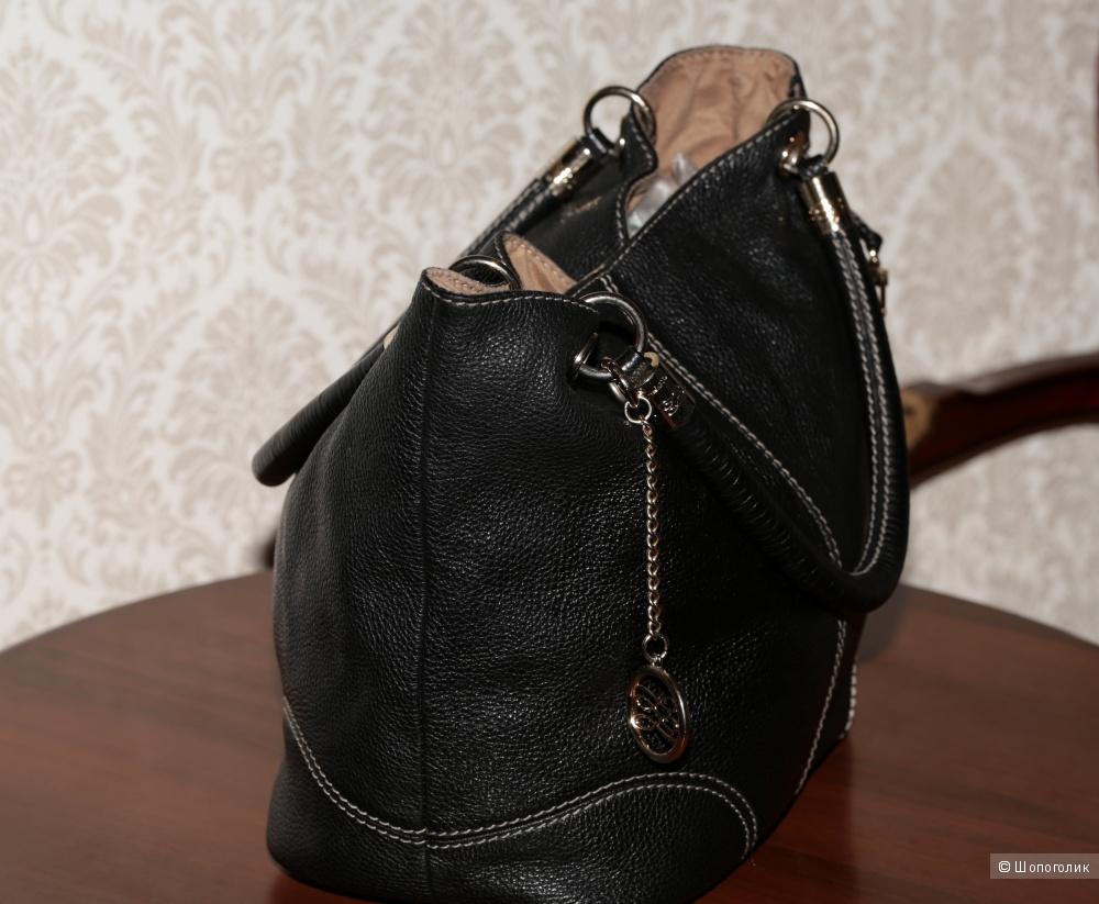Сумка-шоппер женская - Lancel French Fleir, medium.