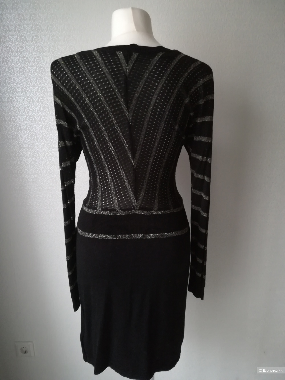 Платье rainbow,размер 36/38 евр