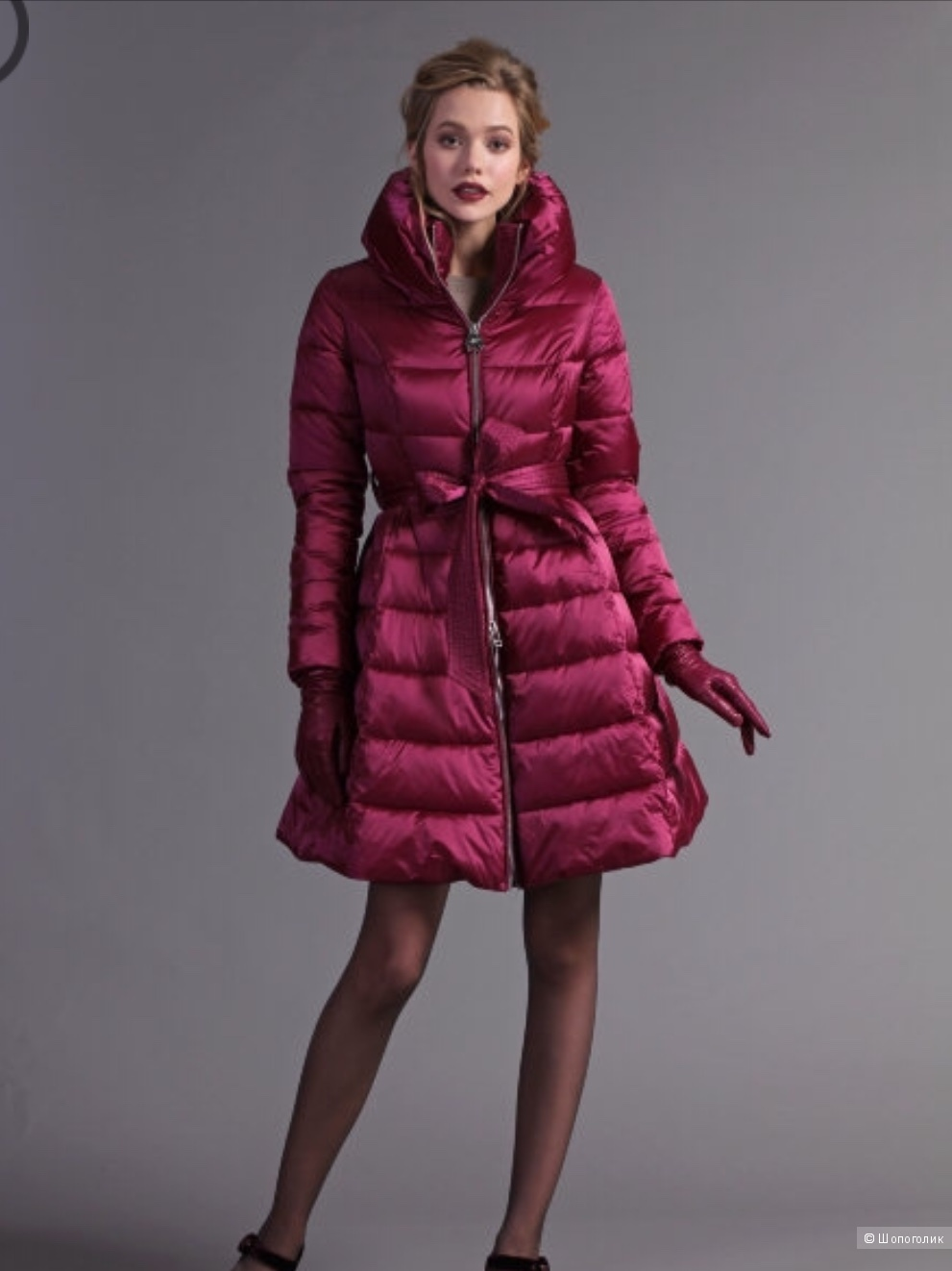 Пальто-пуховик Naumi, размер М(44)
