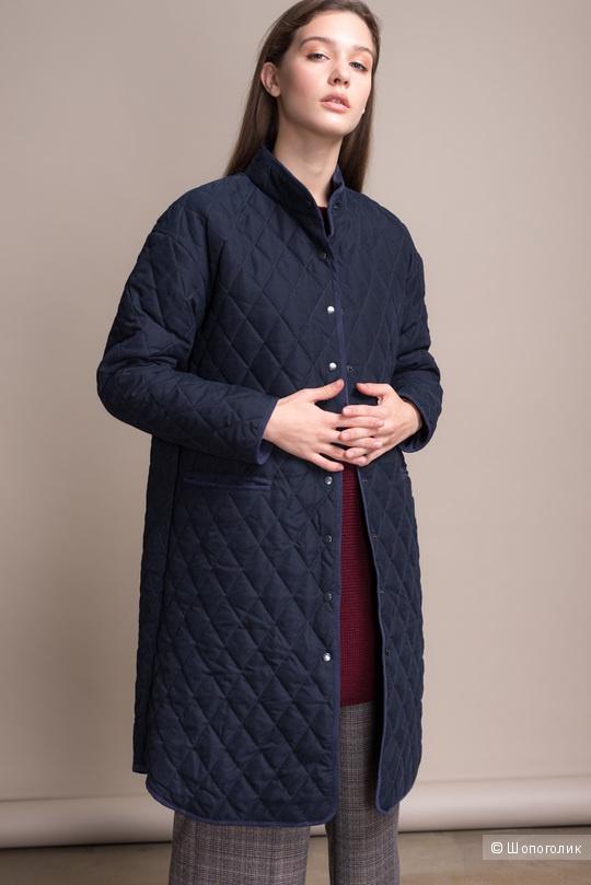 Стеганое пальто UNIQUEFABRIC, размер М