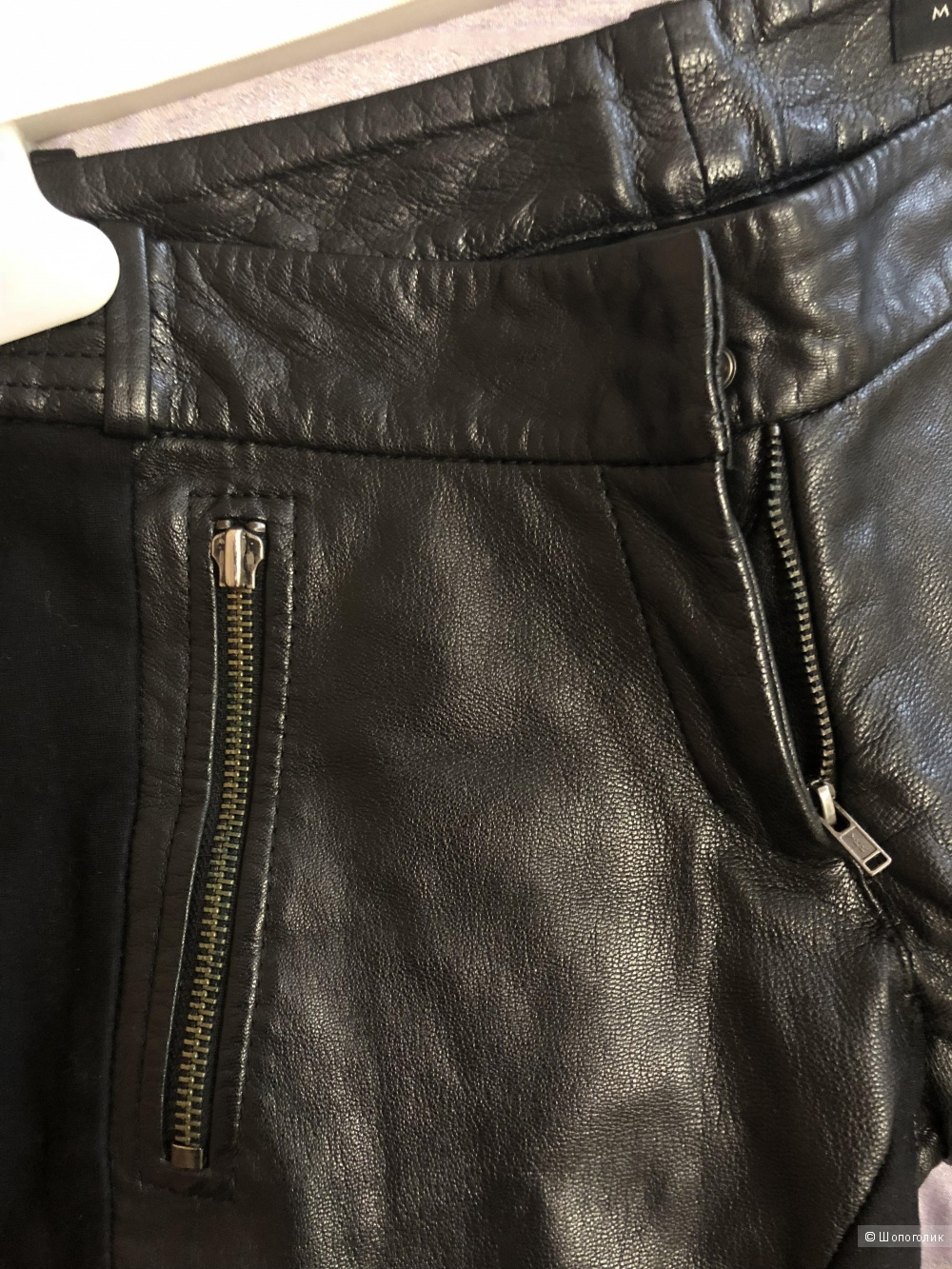Кожаные брюки Massimo Rebecchi, 40 it