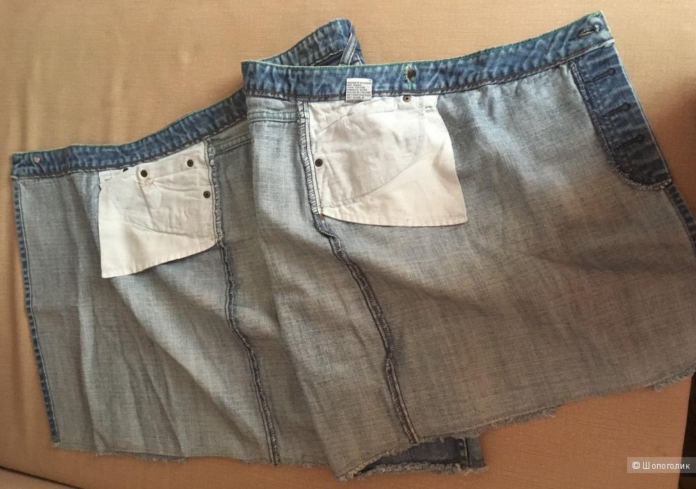Джинсовая юбка Joi, 46 размер