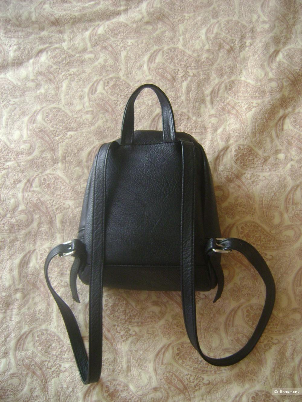 Рюкзак Stradivarius черный