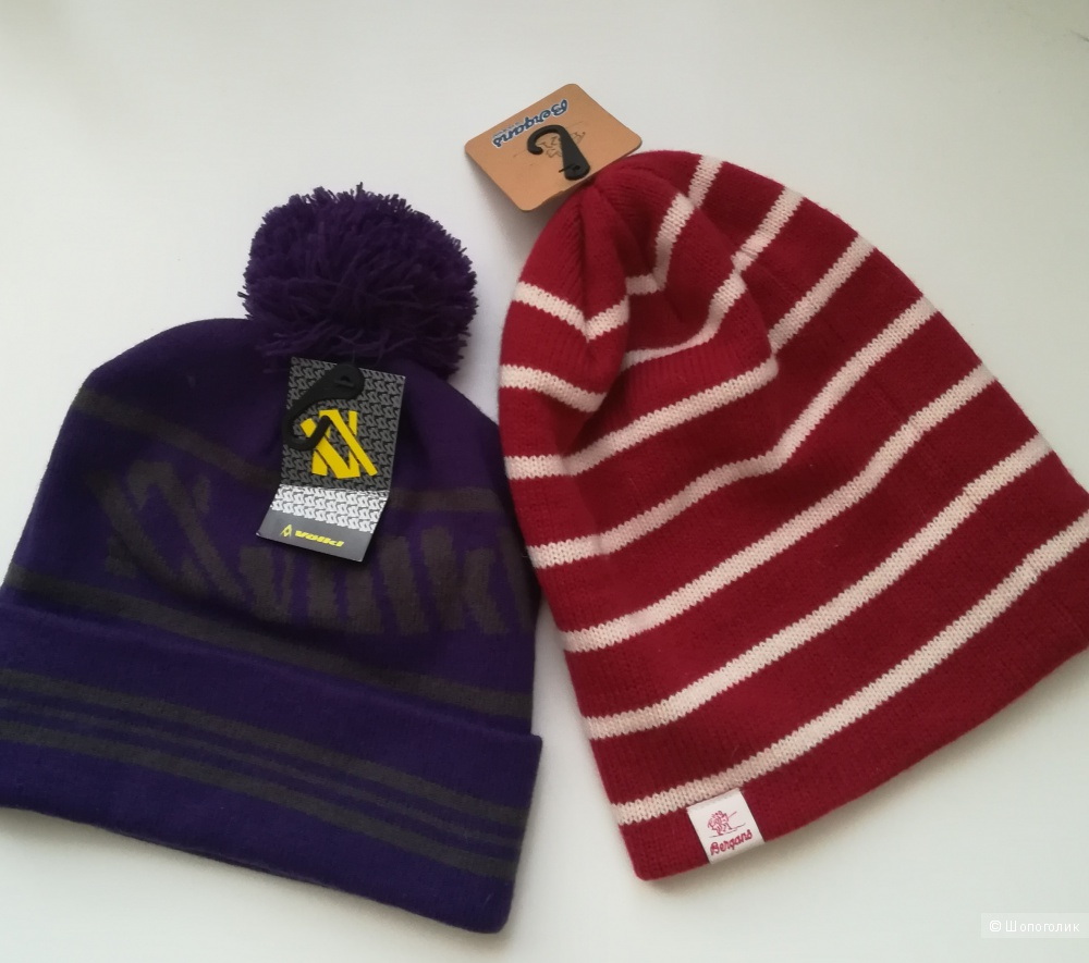 Сет из 2 шапок ,размер one size