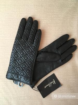Кожаные перчатки Mellizos, размер 7,5