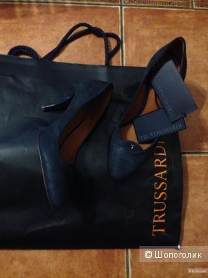 Туфли Tru Trussardi размер 39 EU