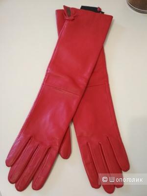 Перчатки кожаные Kim Kara, р. S