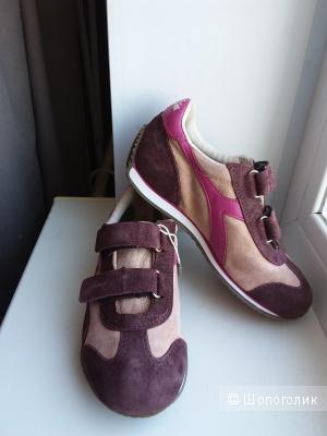 Детские кроссовки Diadora 32 размер