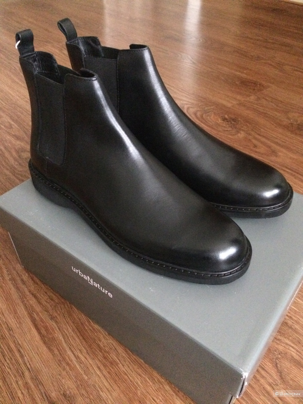 Ботинки Lumberjack размер 42