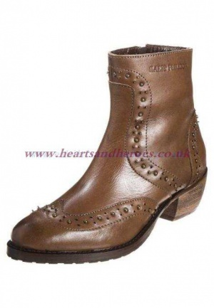 Ботинки-броги Ilario Ferucci 38 размер