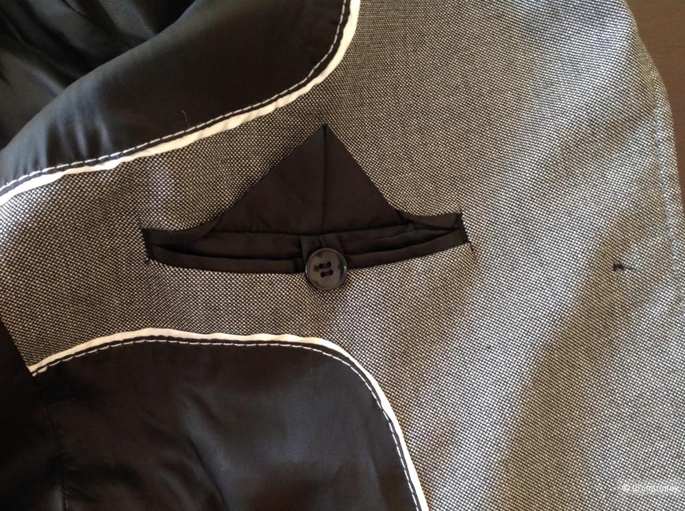 Твидовый пиджак Мore More, 48 размер
